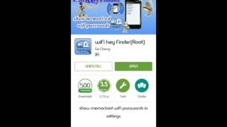 Hindi  Urdu  how to hack wifi password on android or How To Show Wifi Key or Password