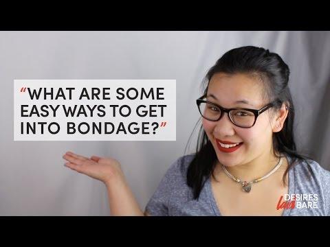 Getting started with bondage - Bondage 101