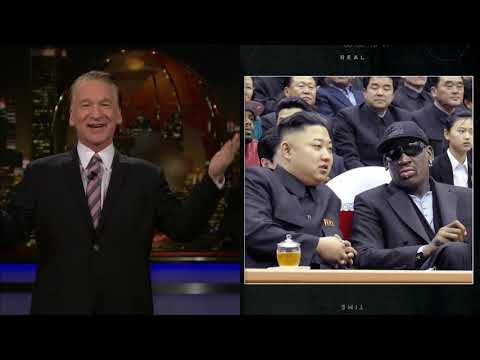 Monologue Fat Man and Little Boy Real Time with Bill Maher HBO