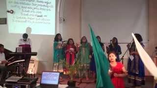 You deserve the glory, Mahimaku patruda, Sthuthulaku arhuda - Bethel Ministries Telugu Church