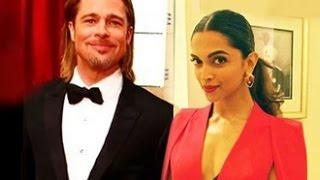 Deepika Padukone in Brad Pitt Movie? | Vin Diesel | xXx The Return of Xander Cage | Trailer