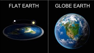 Flat Earth | Globe Earth 🌍 - The Truth Revealed - Show Me the Map!