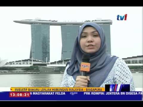 SESI PEMUKIMAN PEMIMPIN MALAYSIA-SINGAPURA 2014 - Laporan Farahiah Zubir [4 MEI 2015]