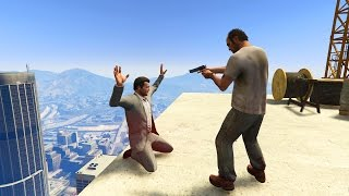 GTA 5 Brutal Compilation (GTA V Amanda revenge Funny Moments Fail Thug life)