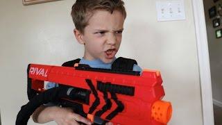 Nerf War:  Mail Time Mayhem 50 Huge Announcement
