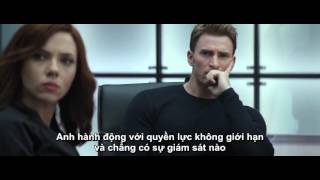[Vietsub] Captain America: Civil War (2016)Trailer