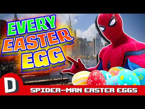 Xxx Mp4 Every Easter Egg In Spider Man PS4 3gp Sex