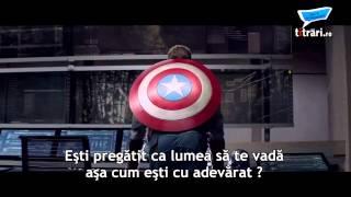 Captain America: The Winter Soldier - trailer HD în limba română -