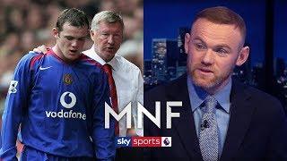 """I never enjoyed playing at Anfield!"" | Wayne Rooney Q&A | Monday Night Football"