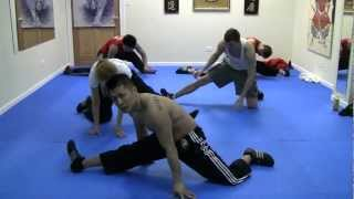 Modern Kung Fu Stretching Routine for Ultimate Flexibility