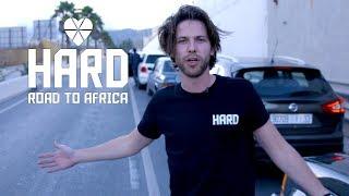 #2 ROAD TO AFRICA - VALSE PAPIEREN