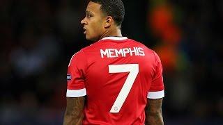 Memphis Depay Skill - Goal Manchester United HD
