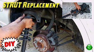 How To Replace Bouncing Rear Struts On Your Car