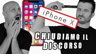 iPhone X - Chiudiamo il Discorso.