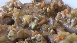 Solomillo picante con almendras | Cocina con Rock