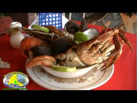 Malecon Puerto El Triunfo
