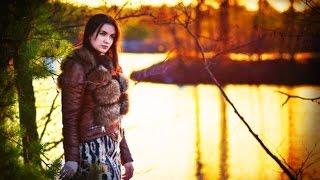 How to Edit Outdoor Portrait | ( Blur & Color Background ) | Photoshop Tutorial |