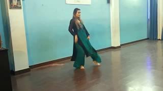 New desi girl dance