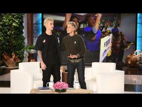 Ellen's Biggest, Most Generous Giveaway Ever!