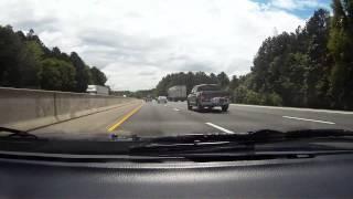MK3 Supra highway pull Gopro hero HD
