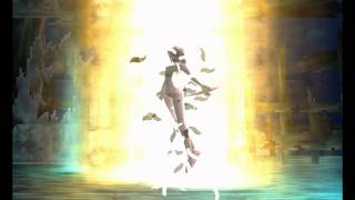 Legend of Dragoon Shana's Transformation