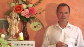 Uttara Mimamsa - Höchste Betrachtung - Vedanta Wörterbuch