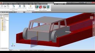 Tuto-44 Autodesk Inventor  Les bases des contraintes (niveau débutant)
