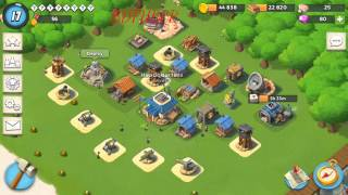 First Boom Beach Game Play by BDTUBER