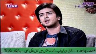 Imran Abbas sings Mujse Pehli Si Muhabbat Live on Ptv Home