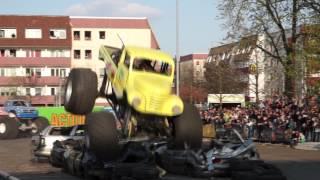 Korth Brothers Stunt Racers in Gotha teil2 HD