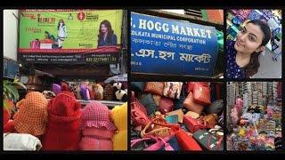 Kolkata New Market Vlog | Esplanade Street Shopping Vlog