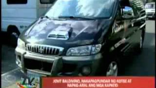 Jovit Baldivino - TV Patrol World December 22, 2010