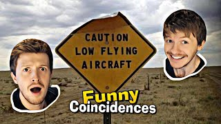 FUNNIEST Coincidences That Will Blow Your Mind!