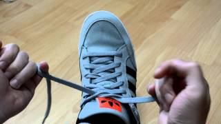 Life hack: Tie a shoelace in 2 seconds