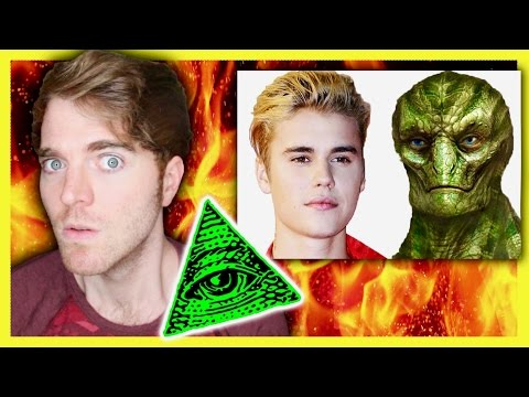 CELEBRITY CONSPIRACY THEORIES