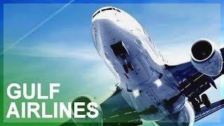 Geo-economics of the Gulf airlines - Documentary