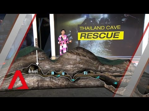 Thai cave rescue Rescue options for the 12 boys and their coach