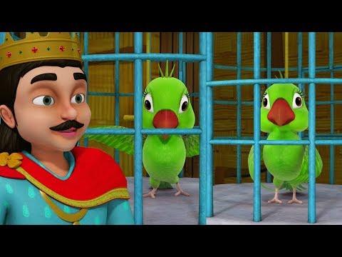 Xxx Mp4 Two Parrots Kathe Kannada Stories For Children Infobells 3gp Sex
