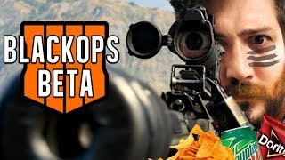 COD DAMN IT! - Call of Duty Black Ops 4 Blackout Beta Gameplay