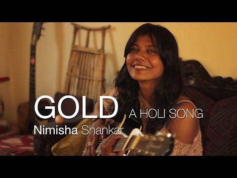 Xxx Mp4 GOLD • A Holi Song With NIMISHA SHANKAR INDIA 3gp Sex