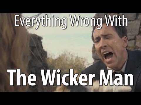 Xxx Mp4 Everything Wrong With The Wicker Man In 16 Minutes Or Less 3gp Sex