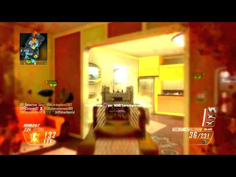 BO2: *SOLO* 108 SECONDS NUCLEAR w/PDW-57 & 105 KILLS NO LETHALS