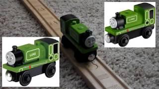 Thomas Wooden Railway Review: Luke
