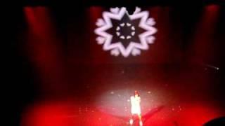 Wonder Girls Yoobin Boom Boom Pow fancam [US Tour - Wash D.C. 100604]
