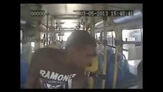 Vídeo mostra ação de estuprador em ônibus do Rio  assista às imagens - Disque-Denúncia - 2253-1177