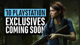10 PlayStation Exclusives You Need To Play in 2019 and Beyond
