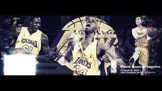 Sick Lakers Facebook cover [Free download]