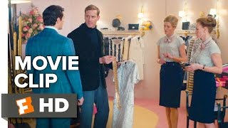 The Man from U.N.C.L.E. Movie CLIP – It Doesn't Have To Match (2015) - Henry Cavill Action Movie HD