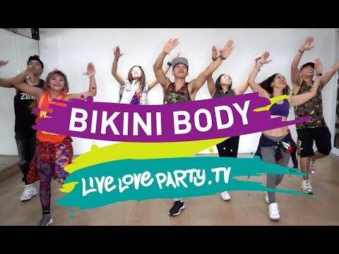 Bikini Body | Live Love Party | Zumba® | Dance Fitness
