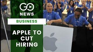 Apple Hiring Cutback